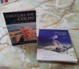 COLIN THIELE, books