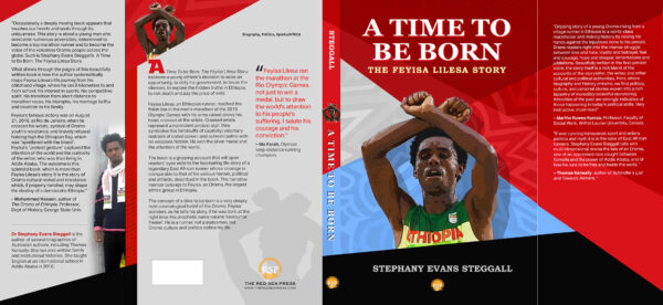 Stephany Steggall, A time to be born